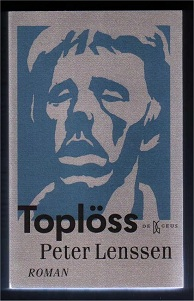 Toplöss, debuutroman van een Limburgs auteur.